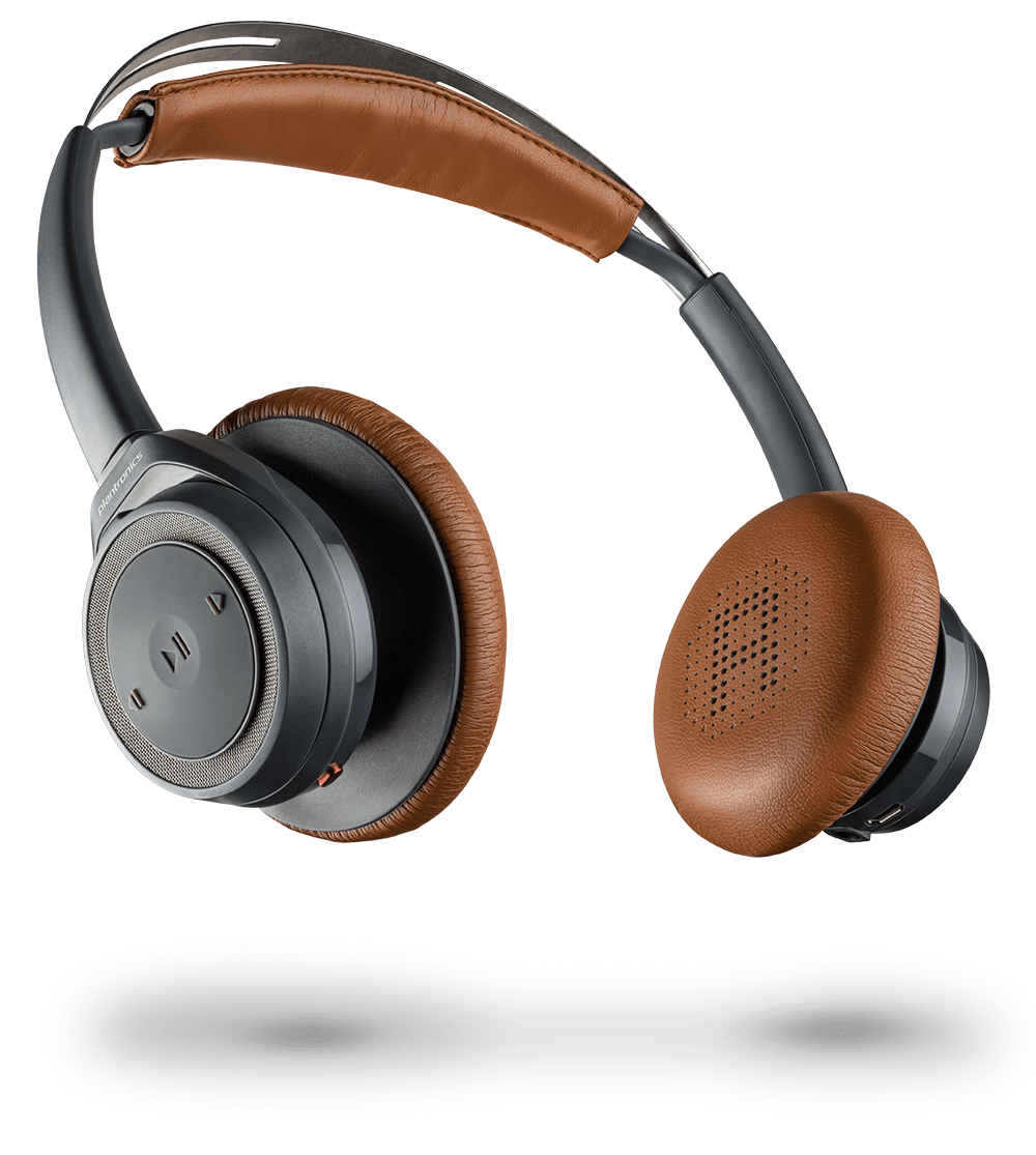 PLANTRONICS BACKBEAT SENSE BLACK