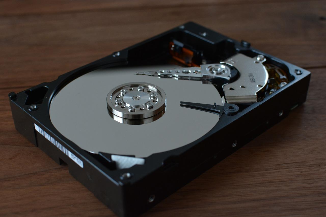 パソコンを捨てるとき必要な、データの完全消去について