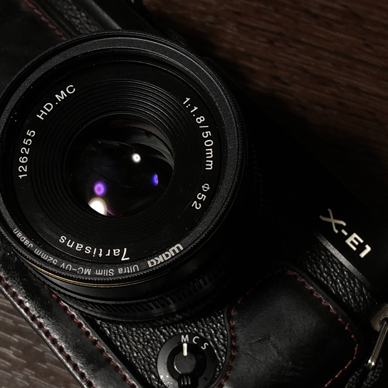 七工匠 7Artisans 50mm F1.8 Review for マイクロフォーサーズ